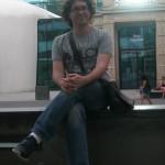 Brasilianischer Student André