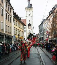 Fasching in Würzburg 1
