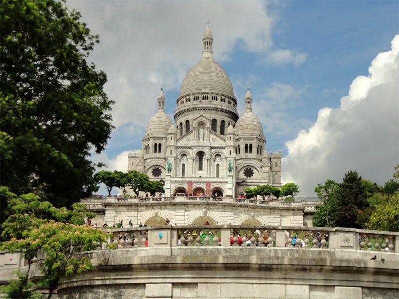Basilika Sacré-Coeur_©RosiKmitta