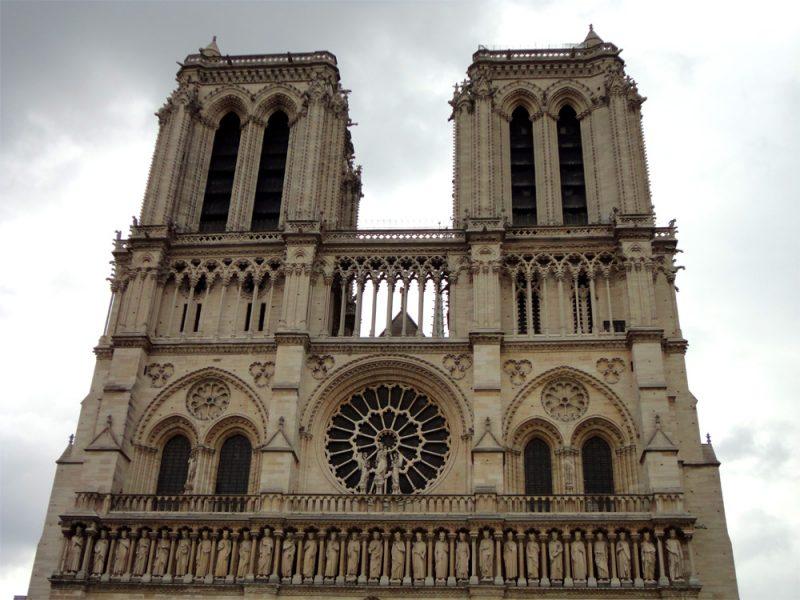 Kathedrale Notre-Dame de Paris_©RosiKmitta