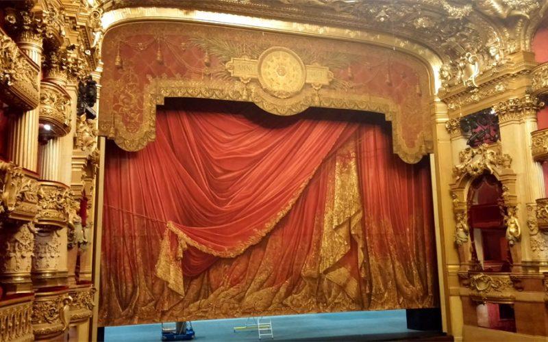 Zuschauerraum der Oper_©RosiKmitta