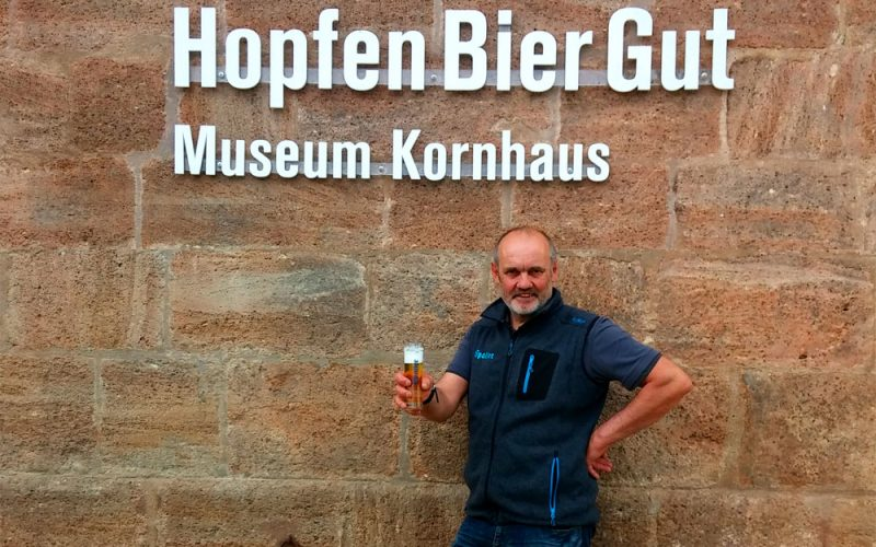 Braukurs im historischen HopfenBierGut ©RosiKmitta