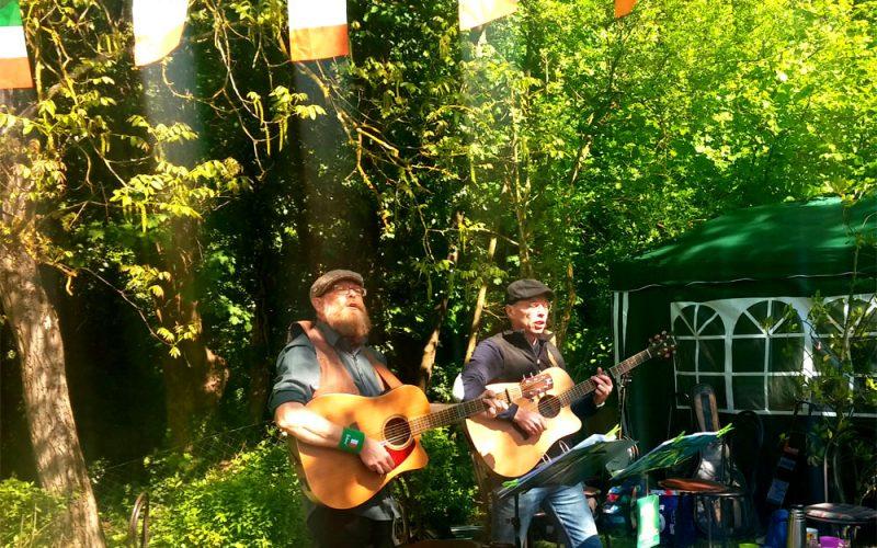 Irische Musik ©RosiKmitta