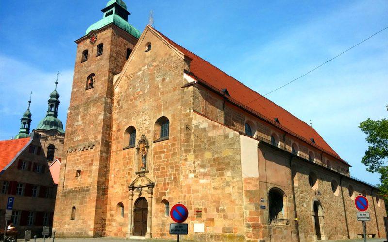 Stadtpfarreikirche-St.Emmeram-in-Spalt©RosiKmitta