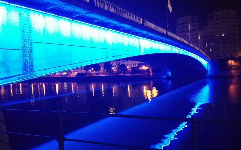 Brücke-Pont-du-Roi-Albert-in-Lüttich©RosiKmitta
