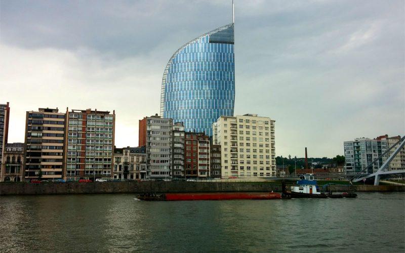 Finanzturm-in-Lüttich©RosiKmitta