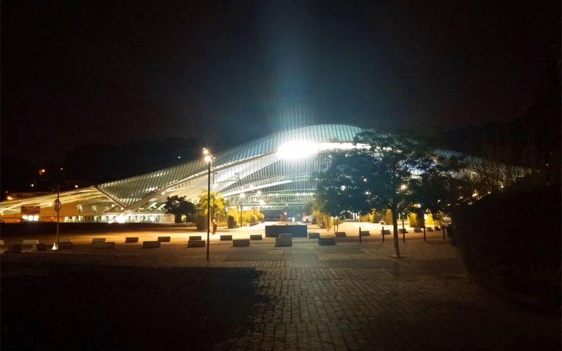 Guillemins-Bahnhof-von-Architekt-Calatrava-in-Lüttich2©RosiKmitta
