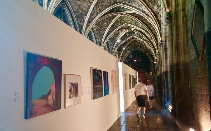 Ausstellung-in-der-Liebfrauenbasilika-in-Maastricht©RosiKmitta